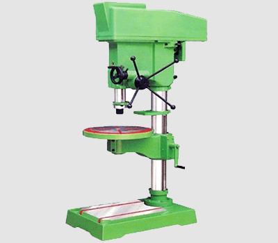 40 MM P40mm Pillar Drilling Machine Manufacturer Dealer in Rajkot Gujarat INDIAILLAR DRILLING MACHINE- HMP