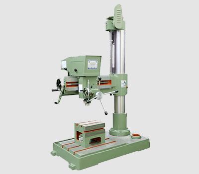 rajlaxmi machine tools rajkot gujarat india radial drill